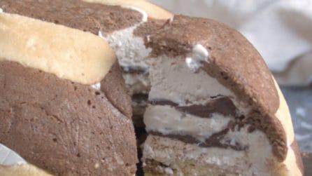Zuccotto di savoiardi: la ricetta semplice e veloce passo dopo passo!