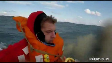 Turchia: nave affondata nel Mar Nero: il bilancio è di 6 morti