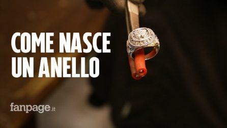 La creazione di un gioiello: dal prototipo alla lucidatura, ecco come nasce un anello