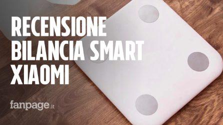 Recensione Xiaomi Mi Body Composition Scale, la bilancia smart economica che analizza il corpo