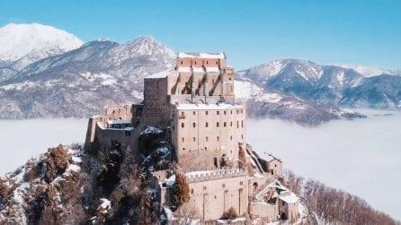 Sacra di San Michele, l'abbazia tra storia e leggenda in provincia di Torino