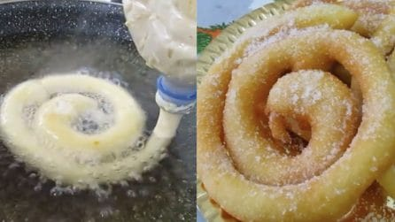 Zeppole sarde: la ricetta del delizioso e semplice dessert