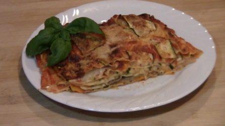 Lasagna light: la ricetta per un primo piatto gustoso e leggero