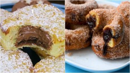 3 idee per dolcetti saporiti e facili ad preparare!