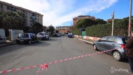 Roma: sparatoria davanti a un asilo nido della Magliana, ferito un pregiudicato e la compagna