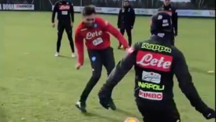 """""""Che basta*rdi oh"""", il torello del figlio di Ancelotti finisce male"""