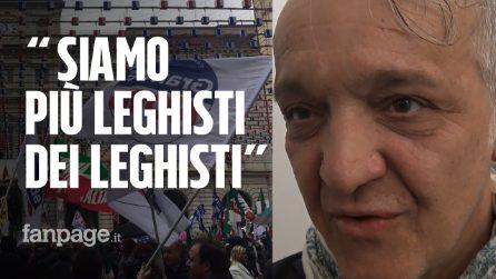 """Grande Nord, ecco i """"super"""" leghisti: """"Il nemico era e rimane Roma. Salvini è un traditore"""""""