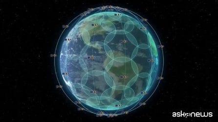Spazio, in orbita l ultimo gruppo di satelliti Iridium NEXT