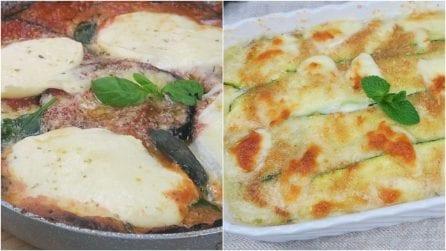 Basta con la solita parmigiana!