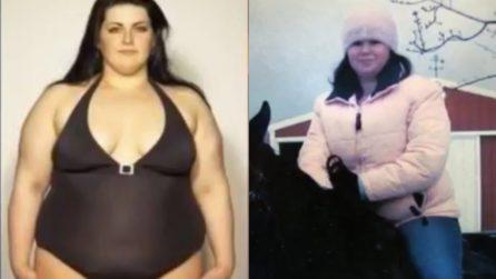 Decidono di perdere peso perché il loro aspetto non le rende felici: la trasformazione incredibile