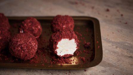 Tartufi red velvet: il dolcetto pronto in pochi minuti!