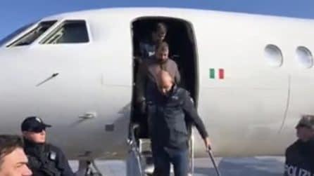 Cesare Battisti torna in Italia dopo 37 anni: atterrato l'aereo con a bordo l'ex terrorista