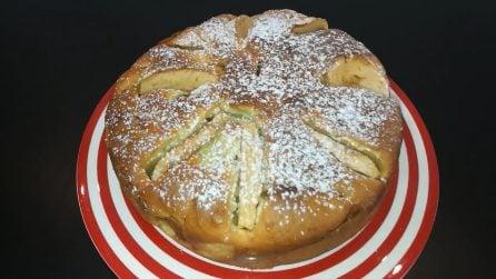 Torta di mele: il segreto per ottenerla soffice e golosa