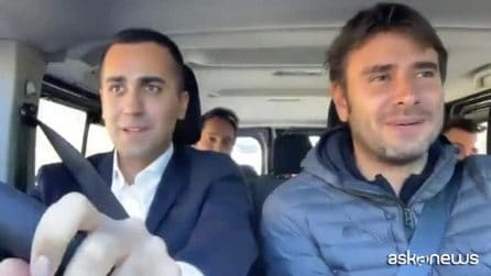 Di Battista-Di Maio: on the road verso Strasburgo per cambiare l'Ue