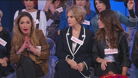 """Uomini e Donne, Barbara De Santi attacca Ida Platano: """"Hai sbagliato con Riccardo"""""""