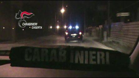 Caserta, carabiniere travolto da un treno mentre inseguiva un ladro: sgominata la banda