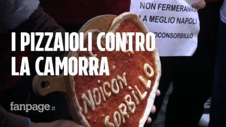 """I pizzaioli da Gino Sorbillo: """"Abbiamo paura, Salvini intervenga"""""""