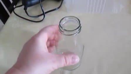 Come riciclare la bottiglia del succo di frutta: un'idea davvero creativa
