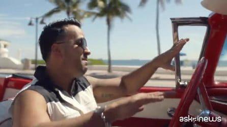 """Eros Ramazzotti insieme a Luis Fonsi nel singolo (e nel video) """"Per le strade una canzone"""""""
