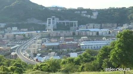 """Crollo ponte Morandi a Genova, il Sindaco: """"Il nuovo ponte sarà aperto il 15 aprile 2020"""""""
