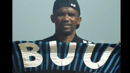 """""""Mostra il tuo BUU"""", l'Inter lancia la sua campagna contro il razzismo"""