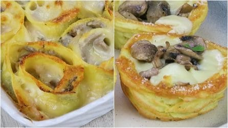 Gli amanti dei funghi ameranno queste ricette!