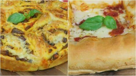3 ricette per gustare la pizza in modo alternativo