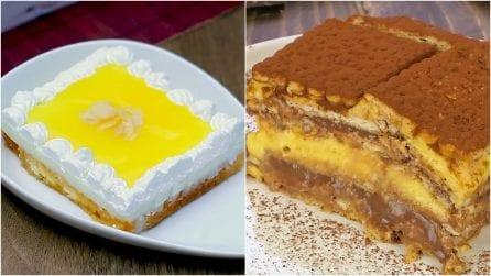 Ecco come creare dolci gustosi con le fette biscottate