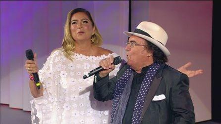 """Al Bano e Romina Power cantano """"Ci sarà"""" a C'è Posta per Te"""