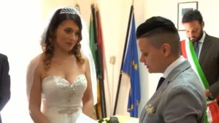 Denise e Deborah si sono sposate: le immagini del matrimonio