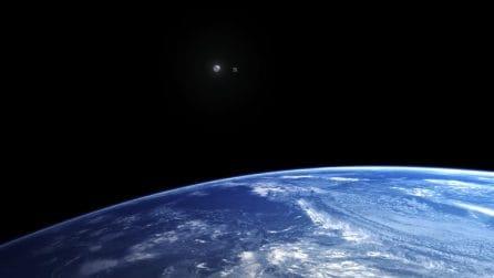 Stelle cadente artificiali: l'idea di un'azienda nello spazio
