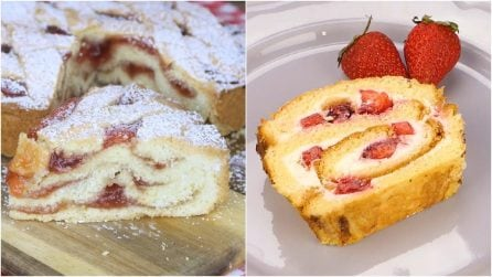 I dolci con le fragole più originali di sempre