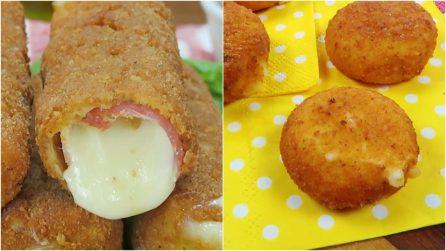 Per l'aperitivo queste 3 ricette non possono mancare!