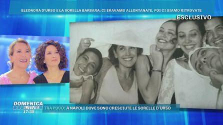 Barbara ed Eleonora D'Urso, la storia delle due sorelle