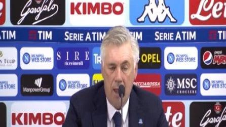 """Napoli, Ancelotti: """"Vittoria meritata, c'è stata cazzimma"""""""