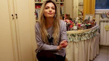 Sfila a Miss Italia senza protesi. Anna fusco, la modella senza braccio che sogna di fare l'attrice