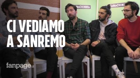 """""""Corochinato"""" il nuovo disco degli Ex-Otago: """"Andiamo a Sanremo con una canzone che ci fa vibrare"""""""
