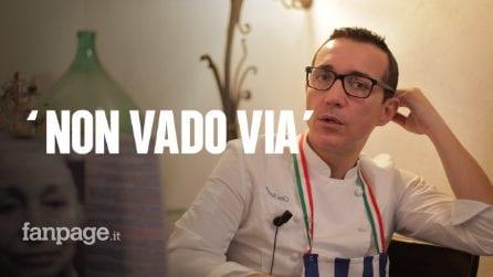 """Napoli, Sorbillo riapre dopo la bomba: """"Sapevano avrei creato caos mediatico. Non me ne vado"""""""