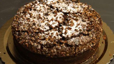 Torta ricotta e nocciole: il dessert che accontenterà tutti i gusti