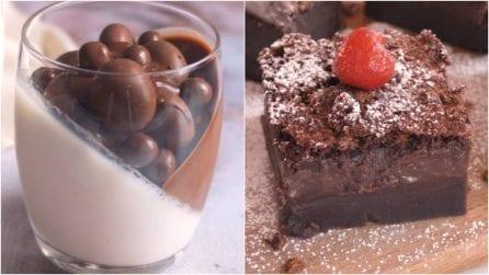 I dessert al cioccolato più golosi che abbiate mai visto!