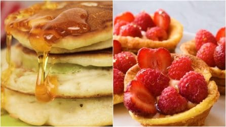 3 ricette di pancakes che non avete mai provato prima!
