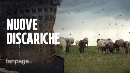 """Nessuno vuole i rifiuti di Roma: """"Discariche possibili tra campi coltivati e siti archeologici"""""""