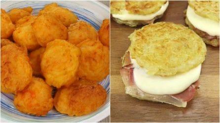 Frittelle di zucca, patate e zucchine: una più buona dell'altra!