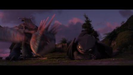 Dragon Trainer - Il Mondo Nascosto: il trailer italiano