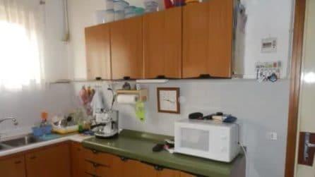 È stanca della sua vecchia cucina: la trasforma in maniera ...