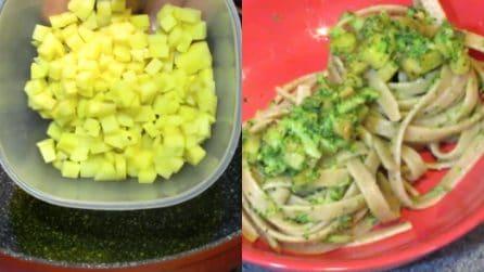 Broccoli e patate: il condimento perfetto per rendere squisita la vostra pasta