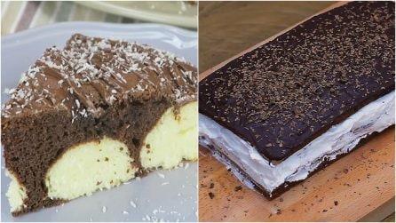 3 torte cremose e soffici da provare subito!
