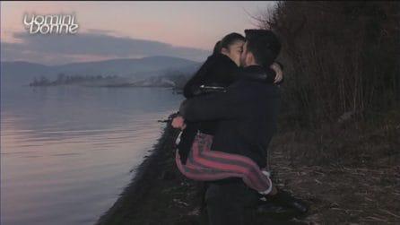Uomini e Donne, Luigi Mastroianni sempre più vicino a Irene Capuano: scatta il bacio