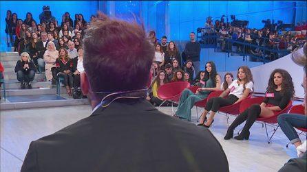 """Uomini e Donne, Maria De Filippi difende Giorgia: """"Lei rispetto a Sara Affi Fella è un altro film"""""""