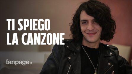 """Sanremo, la dichiarazione di Motta all'Italia: """"Amo questo Paese ma alcune cose mi preoccupano"""""""